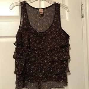 USED Mossimo Supply Co Tank Top SIZE XL in WOMEN